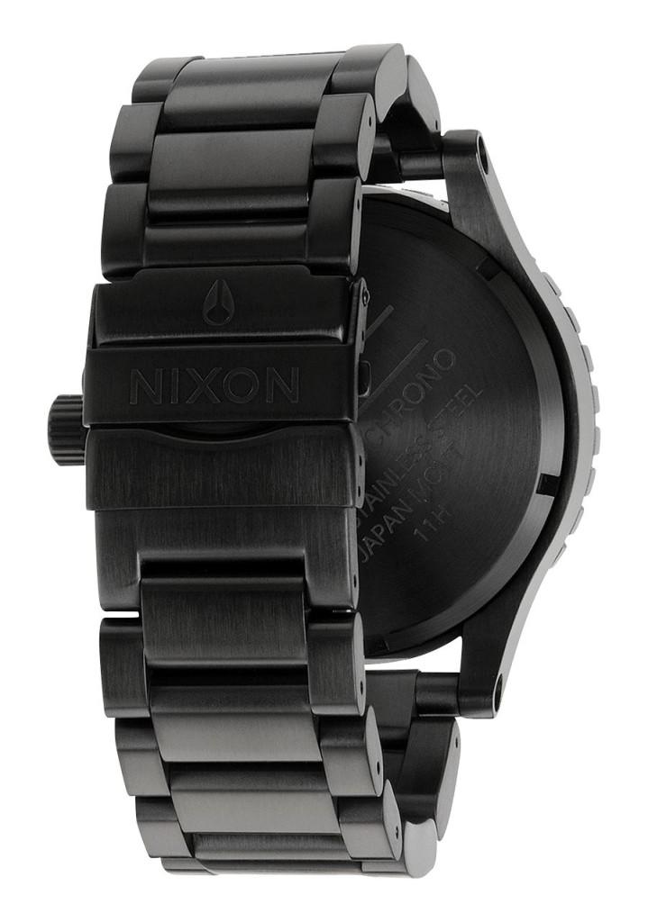 Artist Hangout - Nixon 31-50 Black (back)