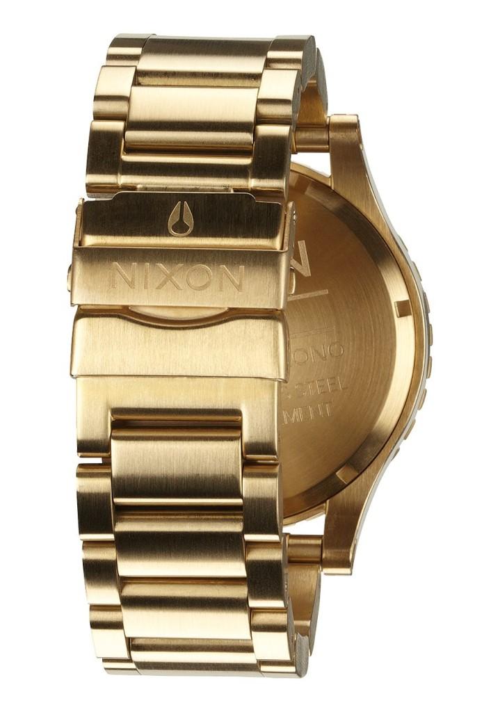 Artist Hangout - Nixon 31-50 Gold (back)