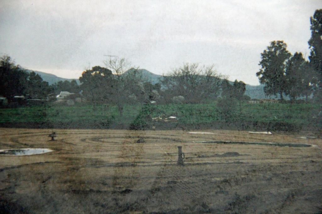 Artist Hangout - Rammed Earth House Construction 03 - Foundation Preparation